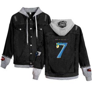 BTS MOTS7 Jacket #1
