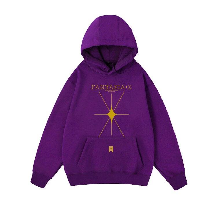 monsta x hoodie