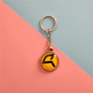 Block-B Keychain