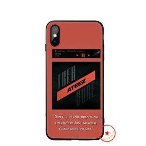 Ateez iPhone Case #6