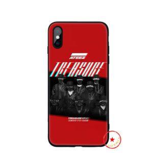 Ateez iPhone Case #2