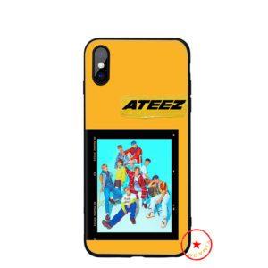 Ateez iPhone Case #5