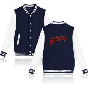 Red Velvet Jacket #1