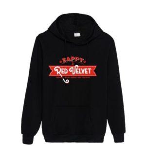 Red Velvet Hoodie #12
