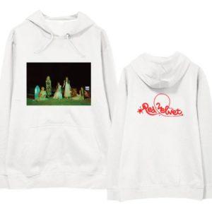 Red Velvet Hoodie #2