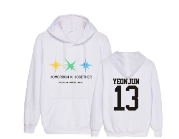 txt hoodie