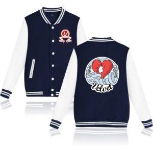 Red Velvet Jacket #3