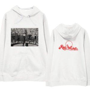 Red Velvet Hoodie #4