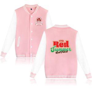 Red Velvet Jacket #4