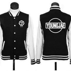 GOT7 Youngjae Jacket #1