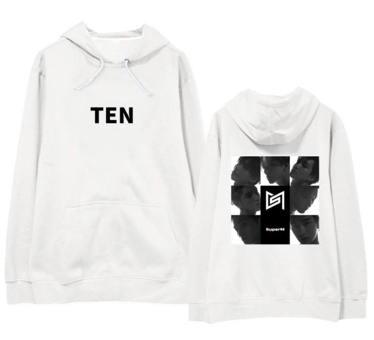 superm hoodie