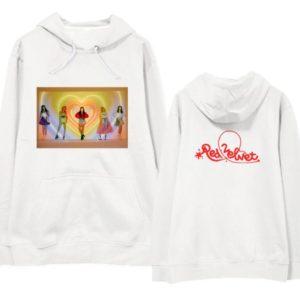 Red Velvet Hoodie #5