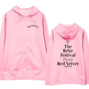 Red Velvet Hoodie #9