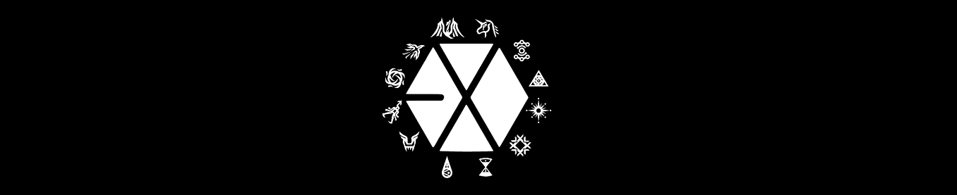 exo merch logo