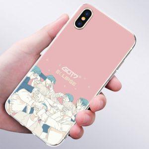 GOT7 iPhone Case #4