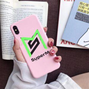 SuperM iPhone Case #1