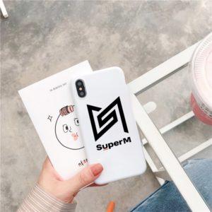 SuperM iPhone Case #12