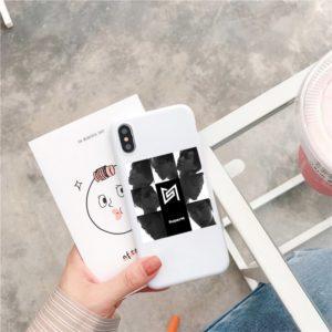 SuperM iPhone Case #15