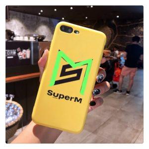 SuperM iPhone Case #7