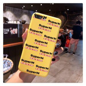 SuperM iPhone Case #9