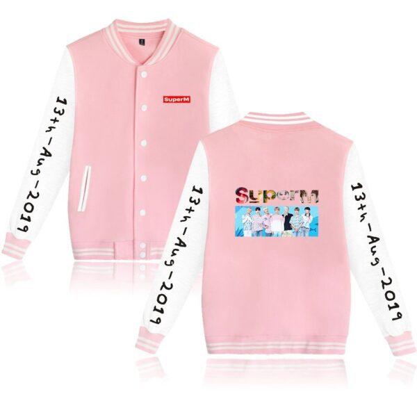 superm jacket