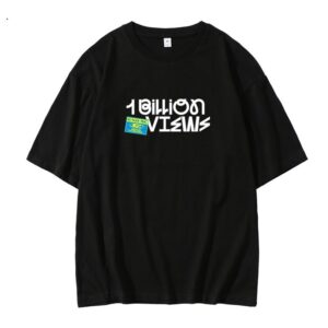 exo 1 billion views t-shirt