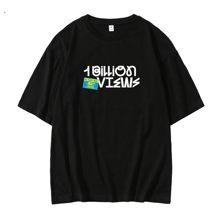 exo 1 billion views t-shirt