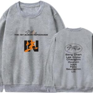 "Stray Kids ""In Life"" Sweatshirt #1"
