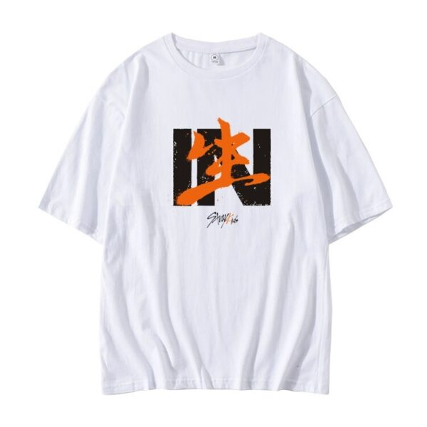stray kids in life t-shirt