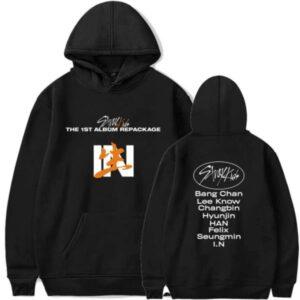 stray kids in life hoodie