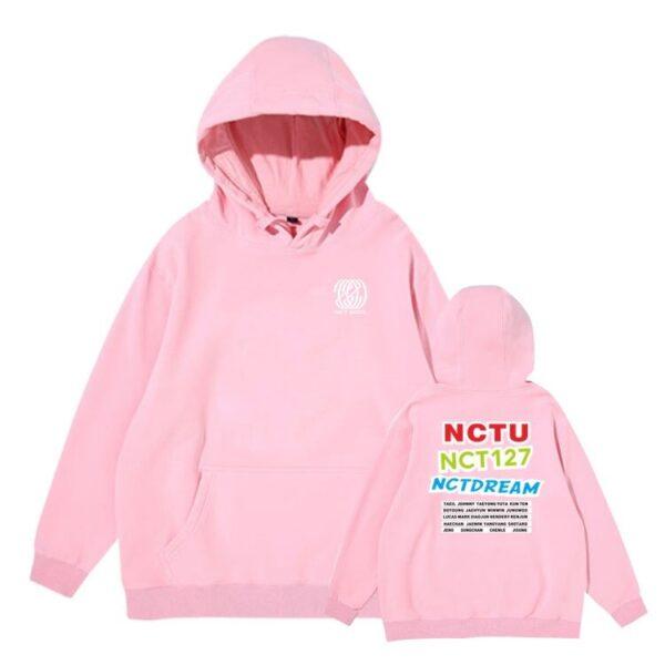 NCT Concert Hoodie