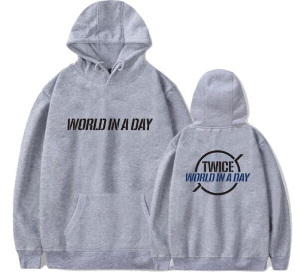 Twice World In A Day Hoodie