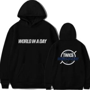 Twice World In A Day Hoodie #1