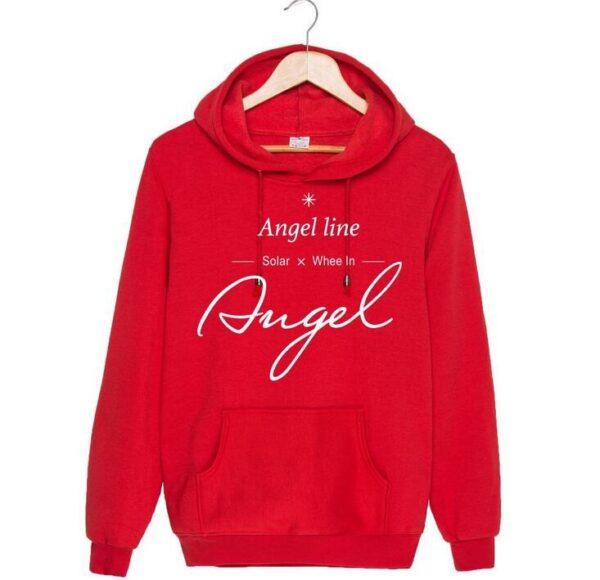 mamamoo angel hoodie