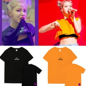 "Mamamoo ""Spit it out"" Solar T-Shirt #1"