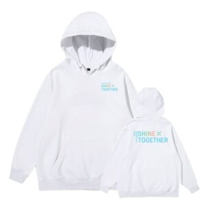 TXT 2021 FANLIVE SHINE X TOGETHER Hoodie #40