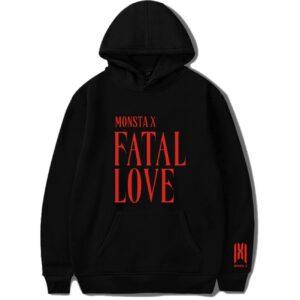 MonstaX Fatal Love Hoodie #40