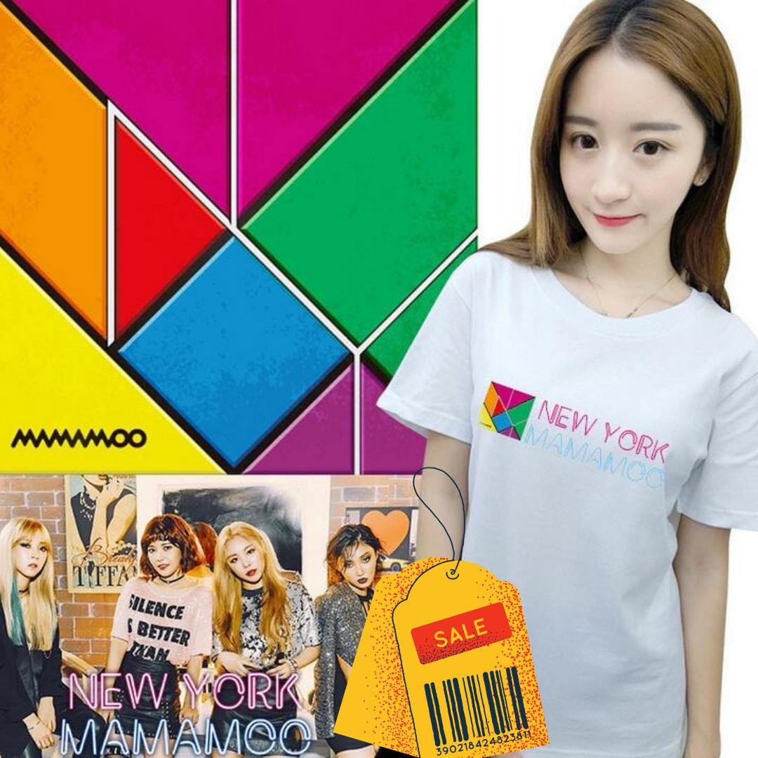Mamamoo New York T-Shirt